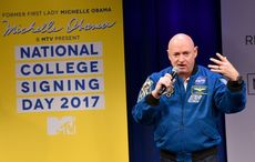 Astronaut Mark Kelly runs for John McCain's Arizona Senate seat