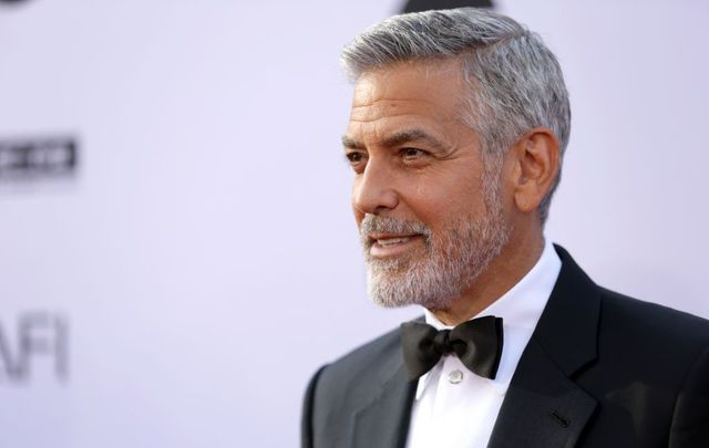 Honoree George Clooney attends the American Film Institute\'s 46th Life Achievement Award Gala Tribute to George Clooney at Dolby Theatre on June 7, 2018, in Hollywood, California.