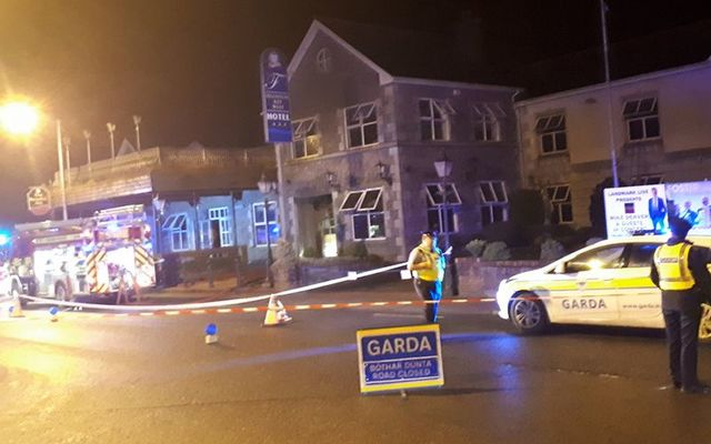 Under racist attack: Shannon Key West Hotel in Rooskey, Roscommon.