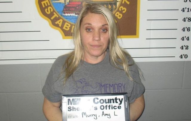 Amy Miller faces several charges relating to the death of her husband Joshua Murray.