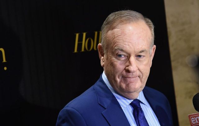 Television host Bill O\'Reilly attends the Hollywood Reporter\'s 2016 35 Most Powerful People in Media at Four Seasons Restaurant on April 6, 2016, in New York City.