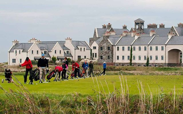Trump\'s Irish golf course cuts losses in 2018