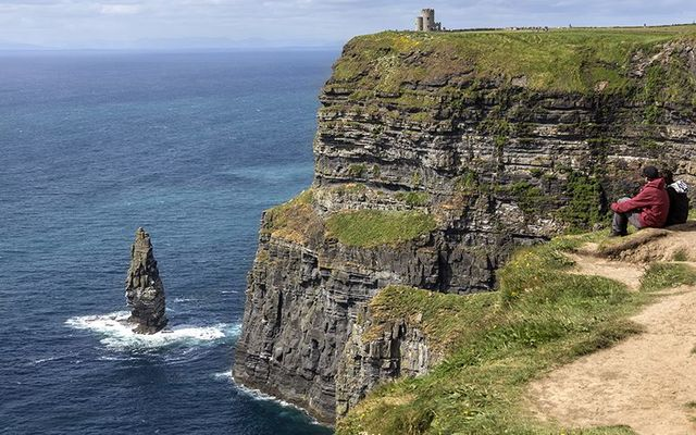 The Cliffs of Moher could be getting selfie seats