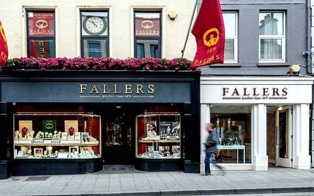 Fallers store in Galway.