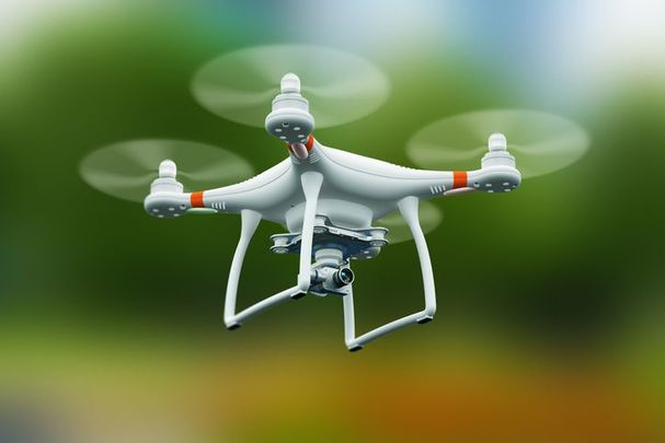A drone shut down Dublin Aiport on Thursday morning.