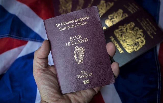 Irish passport offices are continuing to feel the pressure ahead of Brexit