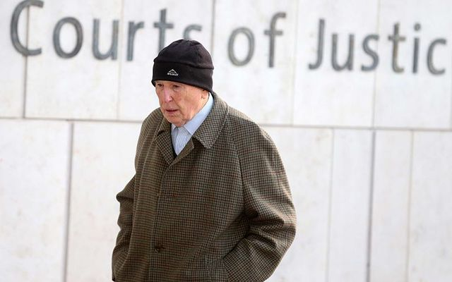Surgeon Michael Shine           was sentenced to four years in prison for the sexual about of           children in his care.