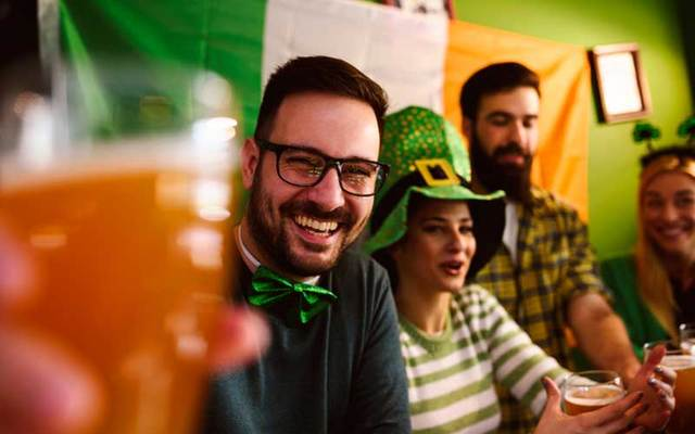 St. Patrick\'s Day pub celebrations can start as early as 6am in Covington, Ky. this year.