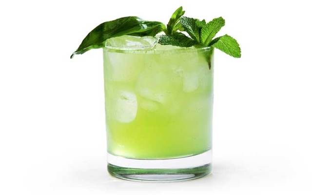 Aldi Ireland will be selling green, shamrock-infused gin for St. Patrick\'s Day.