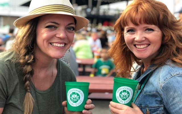 A BOGO ticket deal for Milwaukee Irish Fest 2019 is a sure reason to smile