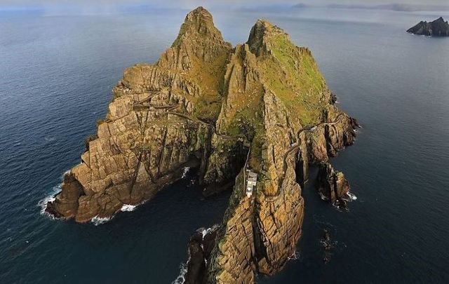 Skellig Michael off the coast of Co Kerry had it\'s own rules for Lent