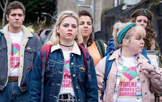 Derry Girls shows no signs of a sophomore slump