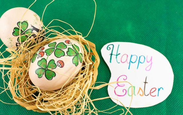 Easter and St Patrick\'s Day 2019 combined?