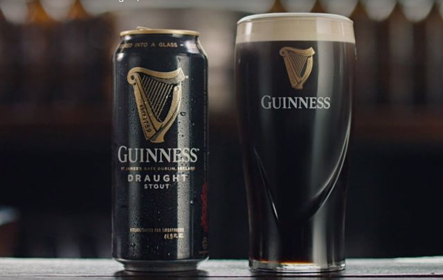 Guinness Draught: How to pour the perfect pint.