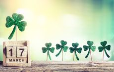 Is St. Patrick's Day always during Lent?