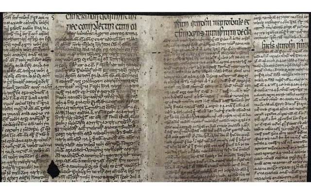 The Avicenna fragment, removed and opened, can be viewed on the ISOS site.