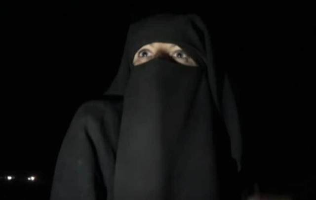 Irish woman Lisa Smith who joined the ISIS caliphate recently talked to ITV News.