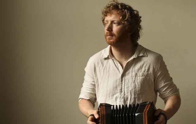 Kerry musician Cormac Begley.