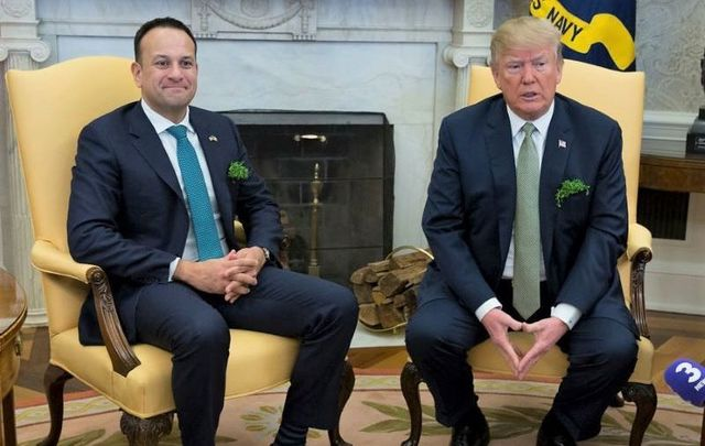Taoiseach Leo Varadkar and US President Donald Trump will meet later this week