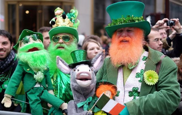 Where will you spend St. Patrick\'s Day 2019?