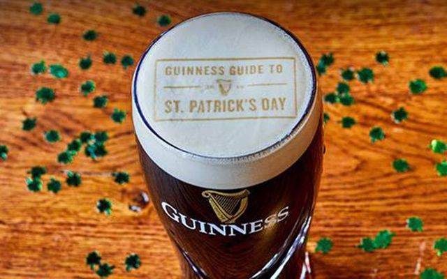Guinness Guide to St. Patrick\'s Day: Win keys to an Irish pub!
