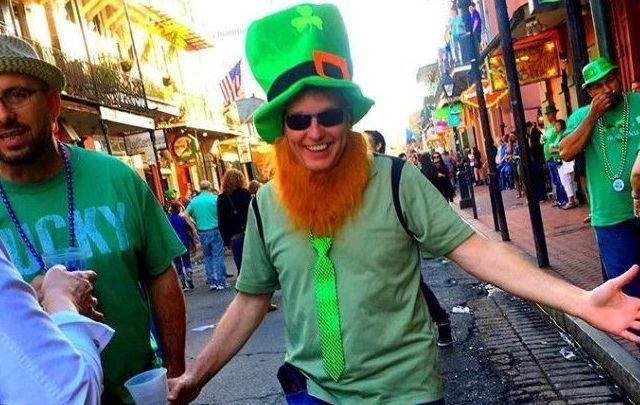Celebrating in New Orleans: Over two days, IrishCentral brought you all of the March 17 celebrations in one place.