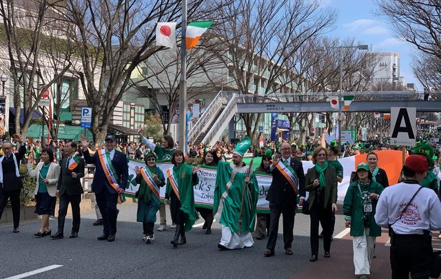 St. Patrick\'s Day Tokyo