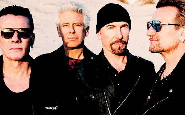 U2 is worth 642 million euro.