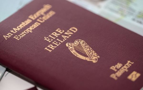Irish passport applications are already up by 30 percent for 2019.