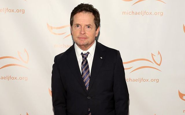 Michael J Fox, who suffers from Parkinson\'s disease and founded the Michael J. Fox Foundation.