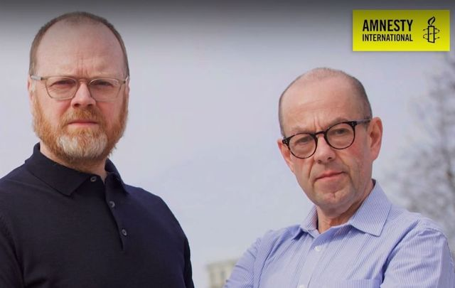 Amnesty International calls for the support of two journalists from Northern Ireland who were arrested in 2018