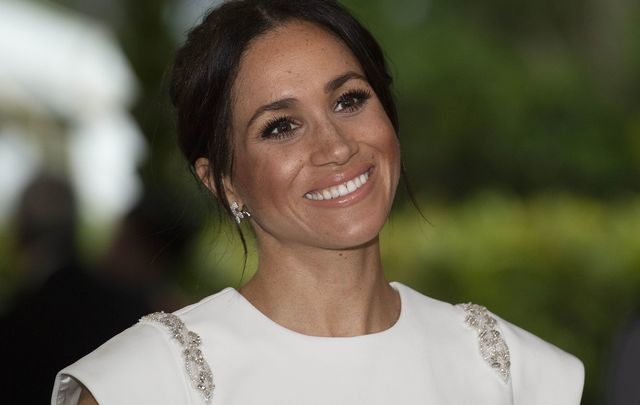 Meghan Markle wore a gown designed by Irish man Don O\'Neill while on a royal tour.