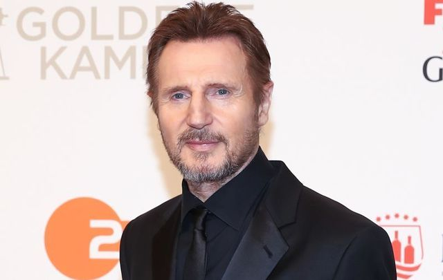 Liam Neeson has been removed from a Belfast university\'s prospectus after his recent controversy
