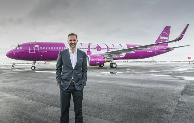 Wow Air was founded by Icelandic entrepreneur Skúli Mogensen.