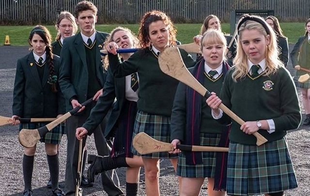 Derry Girls has been nominated for a major award
