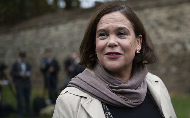 Sinn Fein\'s popularity has sunk in a new opinion poll