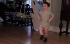 WATCH: This 2-year-old Irish dancer is seriously impressive