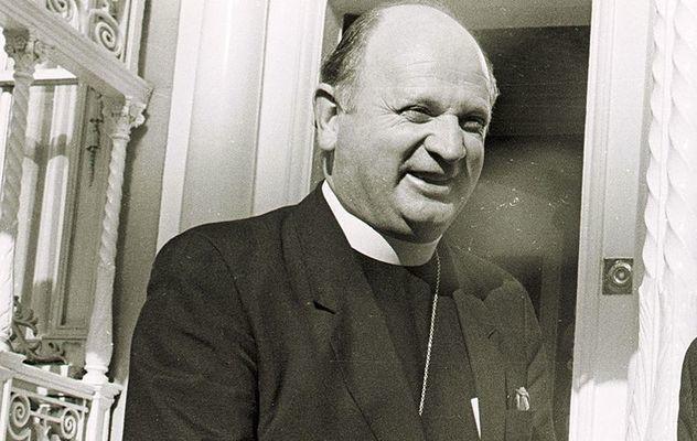Bishop Eamonn Casey.