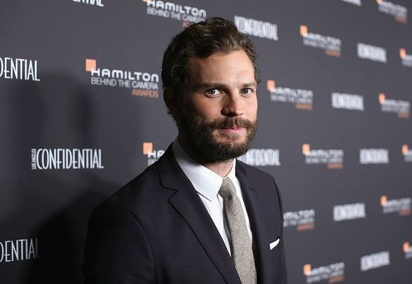 Jamie Dornan attends the Hamilton Behind the Camera Awards presented by Los Angeles Confidential Magazine on November 4, 2018, in Los Angeles, California.