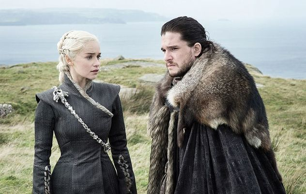 Scene from \'Game of Thrones.\'