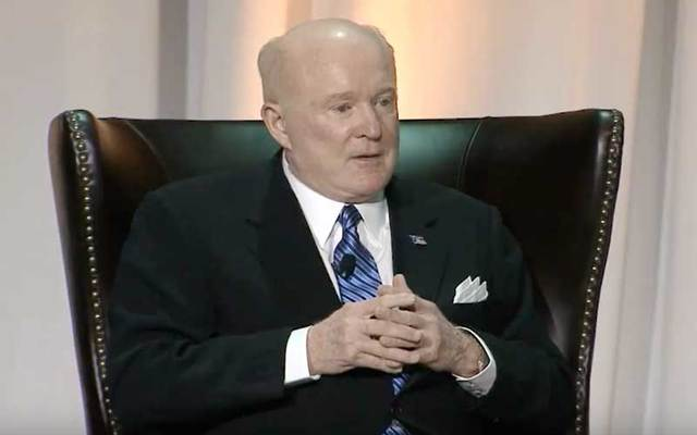 Ohio businessman Edward Crawford, President Trump\'s nominee for US Ambassador to Ireland.