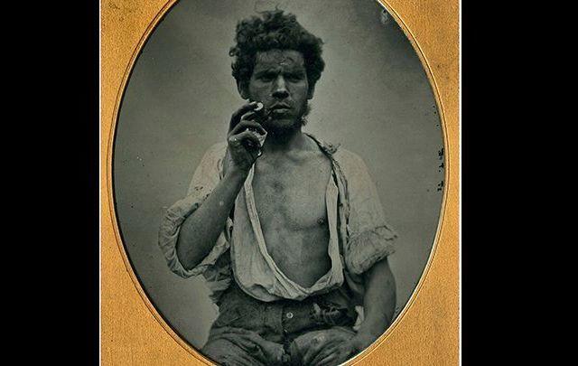 The oldest-known photo of an Irish Famine survivor