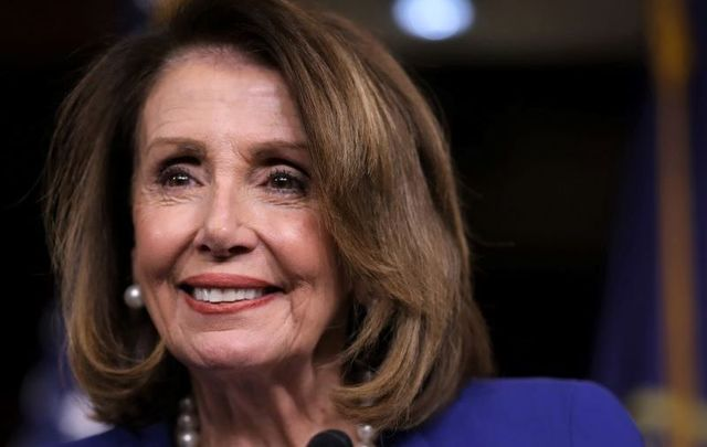 Speaker of the House Nancy Pelosi is the recipient of the 2019 JFK Profile in Courage award