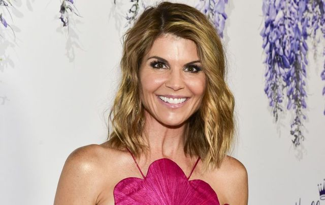 Lori Loughlin attends the 2018 Hallmark Channel Summer TCA at a private residence on July 26, 2018, in Beverly Hills, California.