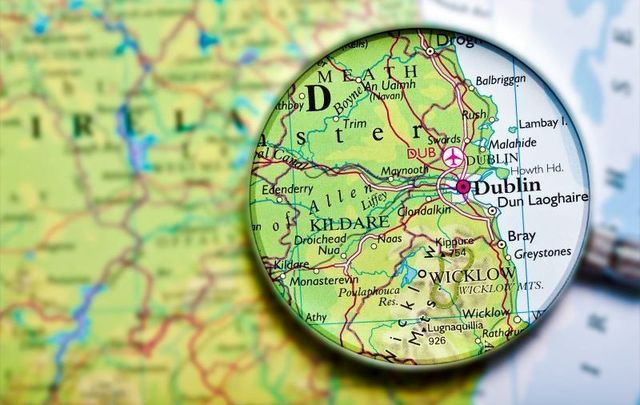 This website helps you discover where in Ireland your ancestors were from