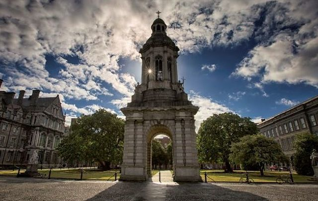 A student at Trinity College Dublin has been accused of attempting to poison a housemate.