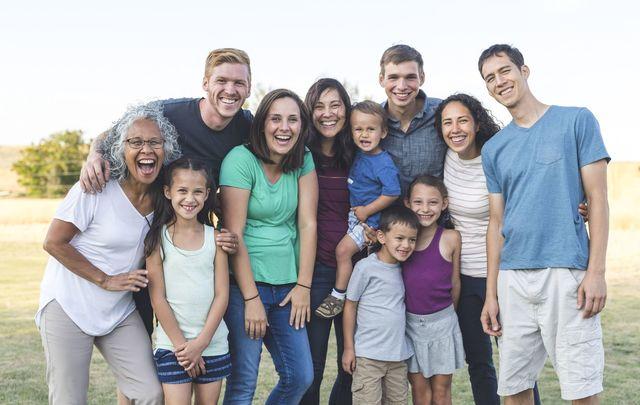 A Treanor family reunion.