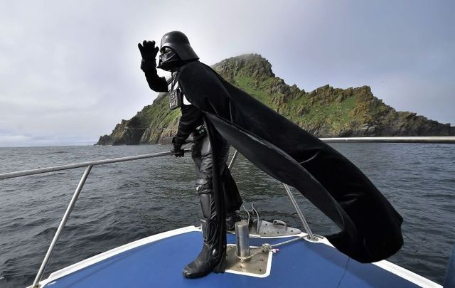 Star Wars continues to leave its mark on Ireland