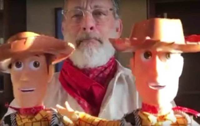 Tom Hanks made a \'Toy Story\' video for formerly conjoined twins from Cork.