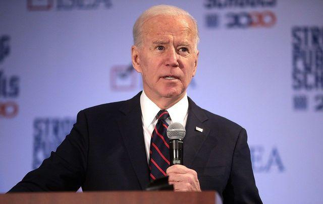 The President of the United States, Joe Biden.